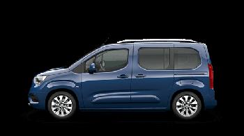 Opel Combo Life 1,6 л МКПП-5 Edition L2 2021 (виробництво з 01.07.2021)