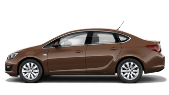 Opel Astra Sedan 1,4 л АКПП-6 Enjoy