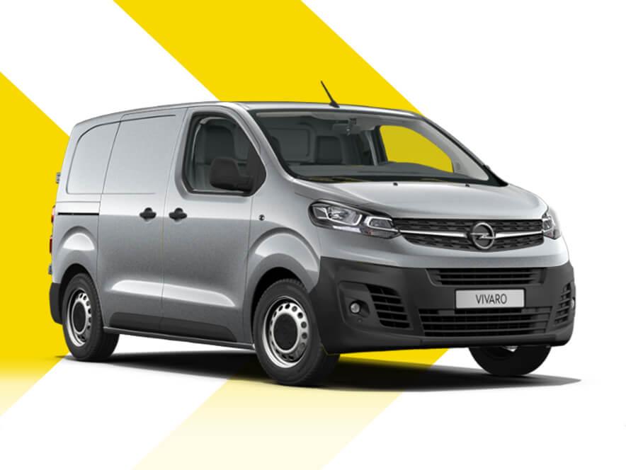 Opel Vivaro, зовнішній вигляд